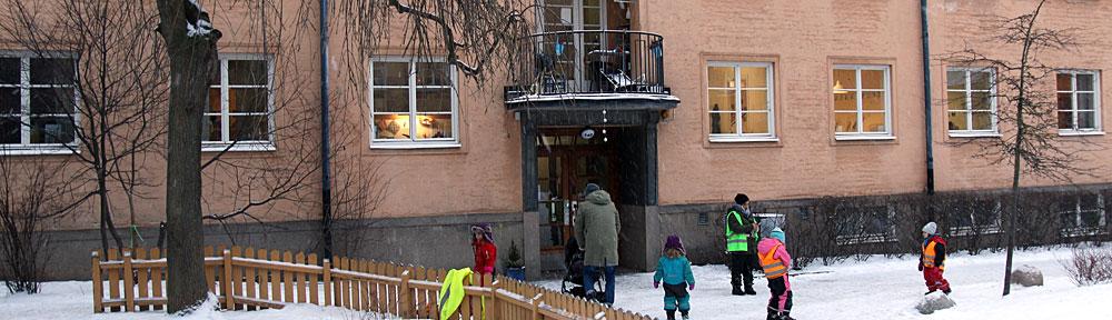 Förskolan Hjalmar